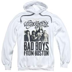 Aerosmith - Mens Bad Boys Pullover Hoodie