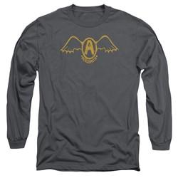 Aerosmith - Mens Retro Logo Long Sleeve T-Shirt