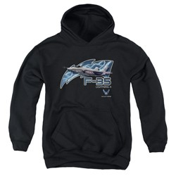 Air Force - Youth F35 Pullover Hoodie