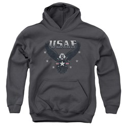 Air Force - Youth Incoming Pullover Hoodie