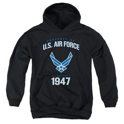 Air Force - Youth Property Of Pullover Hoodie