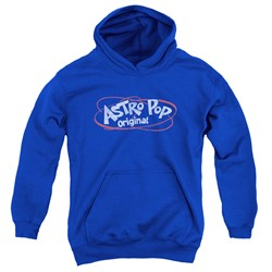 Astro Pop - Youth Vintage Logo Pullover Hoodie