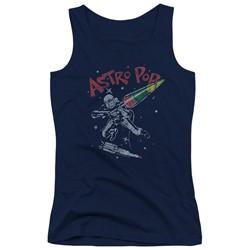 Astro Pop - Juniors Space Joust Tank Top