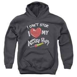 Astro Pop - Youth I Heart Pullover Hoodie