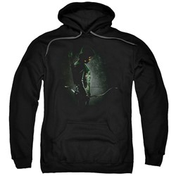 Green Arrow - Mens In The Shadows Pullover Hoodie