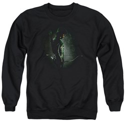 Green Arrow - Mens In The Shadows Sweater