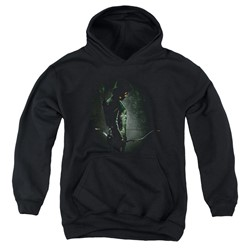 Green Arrow - Youth In The Shadows Pullover Hoodie