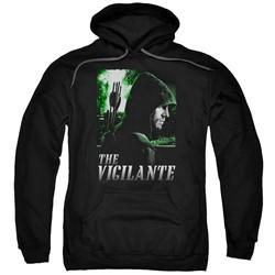 Green Arrow - Mens Star City Defender Pullover Hoodie