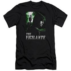 Green Arrow - Mens Star City Defender Slim Fit T-Shirt