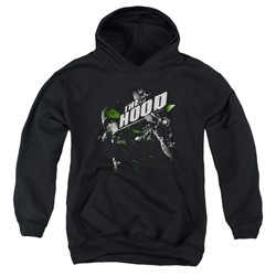 Green Arrow - Youth Take Aim Pullover Hoodie