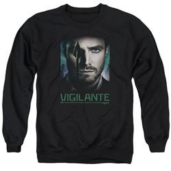 Green Arrow - Mens Good Eye Sweater
