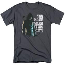 Green Arrow - Mens You Have Failed T-Shirt