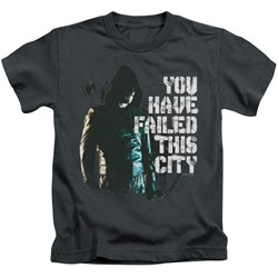 Green Arrow - Little Boys You Have Failed T-Shirt