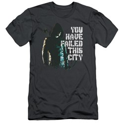 Green Arrow - Mens You Have Failed Slim Fit T-Shirt