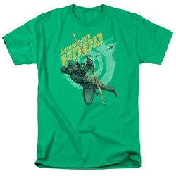 Green Arrow - Mens Beware T-Shirt