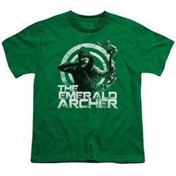 Green Arrow - Big Boys Archer T-Shirt