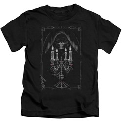 Anne Stokes - Little Boys Candelabra T-Shirt