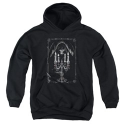 Anne Stokes - Youth Candelabra Pullover Hoodie