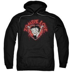 Betty Boop - Mens Heart You Forever Pullover Hoodie