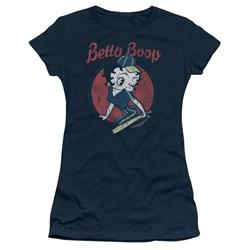Betty Boop - Womens Team Boop T-Shirt