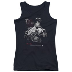 Bruce Lee - Juniors The Dragon Tank Top