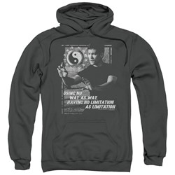 Bruce Lee - Mens No Way As A Way Pullover Hoodie