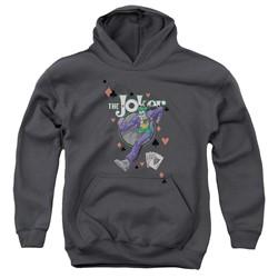 Batman - Youth Always A Joker Pullover Hoodie