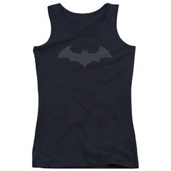 Batman - Juniors Hush Logo Tank Top