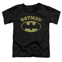 Batman - Toddlers Over Symbol T-Shirt