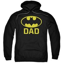 Batman - Mens Bat Dad Pullover Hoodie