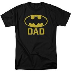 Batman - Mens Bat Dad T-Shirt