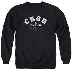 Cbgb - Mens Classic Logo Sweater