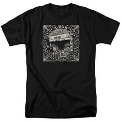Cbgb - Mens Front Door T-Shirt