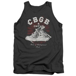 Cbgb - Mens High Tops Tank Top
