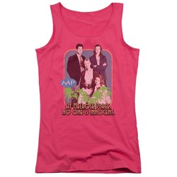 Mp - Juniors No One Is Innocent Tank Top