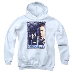 Csi Ny - Youth Watchful Eye Pullover Hoodie