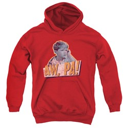 Andy Griffith - Youth Aw Pa Pullover Hoodie