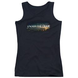 Under The Dome - Juniors Dome Key Art Tank Top