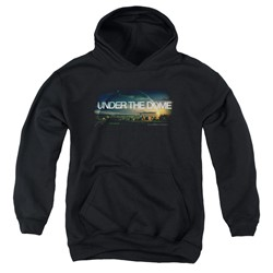 Under The Dome - Youth Dome Key Art Pullover Hoodie