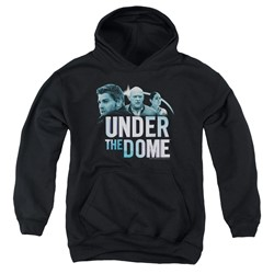 Under The Dome - Youth Character Art Pullover Hoodie