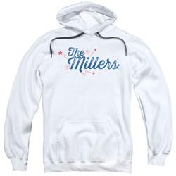 Millers - Mens Logo Pullover Hoodie