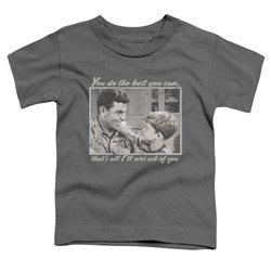 Andy Griffith - Toddlers Wise Words T-Shirt
