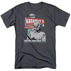 Twilight Zone - Mens Kanamits Diner T-Shirt