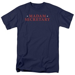 Madam Secretary - Mens Logo T-Shirt