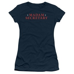 Madam Secretary - Womens Logo T-Shirt