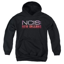 Ncis: New  Orleans - Youth Neon Sign Pullover Hoodie