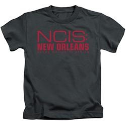 Ncis: New  Orleans - Little Boys Logo T-Shirt