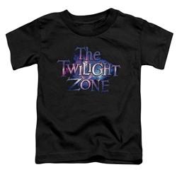 Twilight Zone - Toddlers Twilight Galaxy T-Shirt