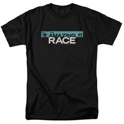 Amazing Race, The - Mens Bar Logo T-Shirt