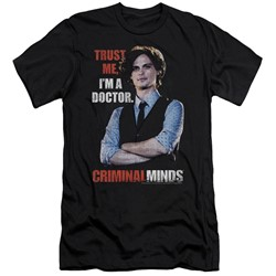 Criminal Minds - Mens Trust Me Slim Fit T-Shirt